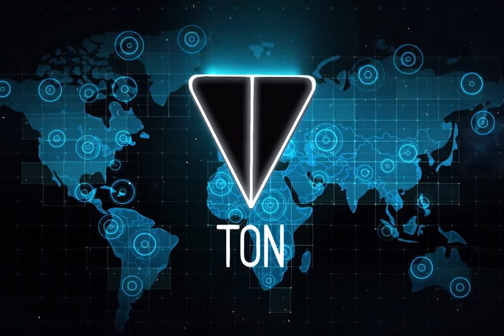 TON TELEGRAM BLOCKHAIN