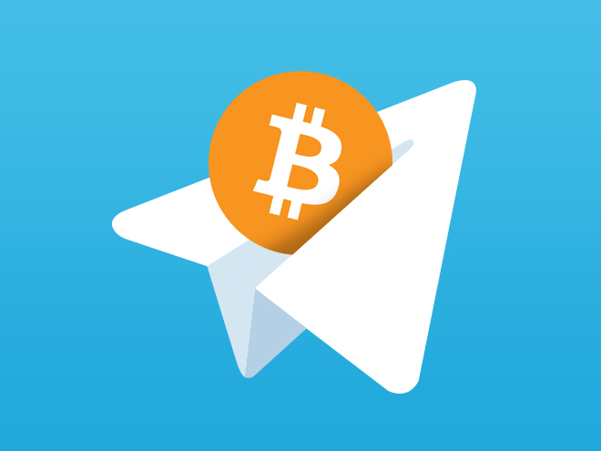 telegram bitcoin blockchain